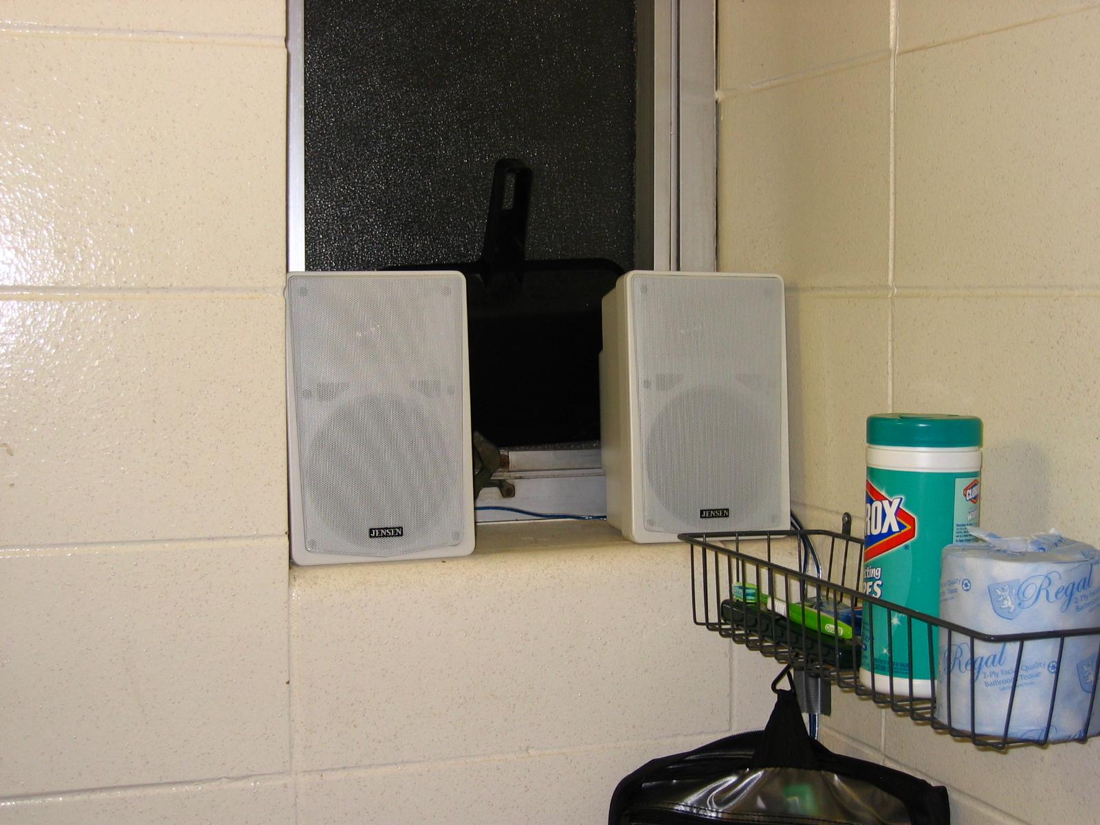 bathroom speakers - Bathroom Speakers